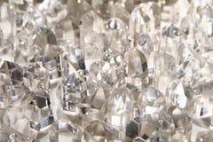 Crystal quartz background Royalty Free Stock Photography
