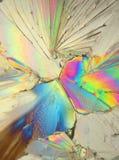 Crystal Rainbow Stock Photo