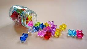 Crystal Ribbon Ornament Royalty Free Stock Photos