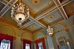 Crystal Room Imagens de Stock Royalty Free