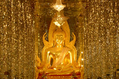 Crystal sanctuary, Thasung temple Uthaithani province Thailand Royalty Free Stock Photo