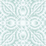 Crystal seamless pattern Royalty Free Stock Images