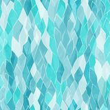 Crystal seamless pattern stock illustration