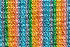 Crystal sequins mosaic pattern. Background Royalty Free Stock Photo