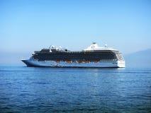 Crystal serenity cruise Royalty Free Stock Image