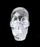 crystal skalle Royaltyfri Foto