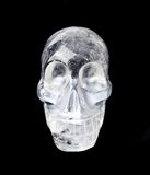 Crystal skull Royalty Free Stock Photo