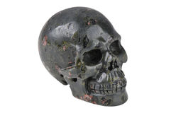Crystal Skull Royalty Free Stock Photos