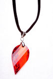 crystal smyckenmakro Royaltyfria Foton