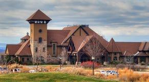 Crystal Springs Golf Resort dans le New Jersey images libres de droits