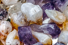 Crystal stones 1 Stock Photography