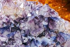 Crystal stones 8 Stock Image
