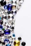 Crystal strasses Fotografering för Bildbyråer