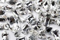 Crystal strasses Royalty Free Stock Photos