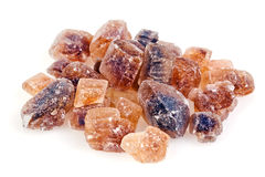 Crystal sugar royalty free stock photography