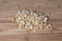 Crystal Sugar Stock Image