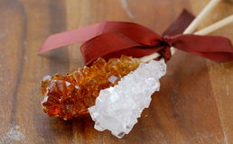 Crystal sugar candy Royalty Free Stock Photography