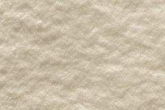 Crystal surface of beige snow Stock Photography