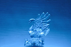 Crystal Swan Stock Images