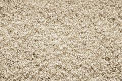 Crystal textur från mineraler av beige färg Arkivbild
