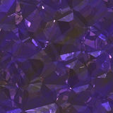 Crystal texture Stock Image