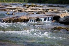 crystal vatten Arkivfoton