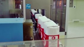 Crystal White Sugar Packing Machine almacen de video
