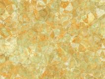 Crystalised ginger inspired wallpaper Stock Photography