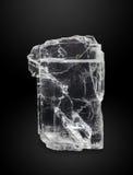 Crystall de la sal foto de archivo libre de regalías