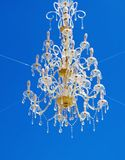 Crystalline Lamp Royalty Free Stock Photos
