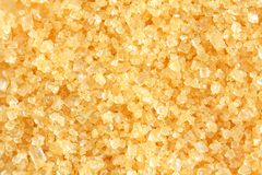 Crystalline sugar Stock Photography
