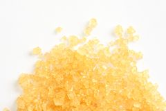 Crystalline sugar Royalty Free Stock Photo