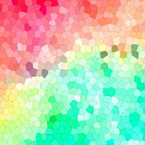Crystallise color abstract background. Abstract background color crystallise effect Stock Images