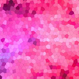 Crystallise color abstract background Royalty Free Stock Image