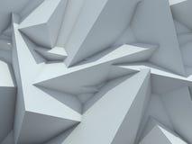 Crystallized Background. Stock Images