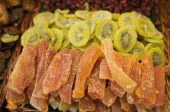 Crystallized fruit Stock Photos