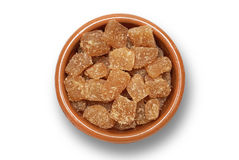 Crystallized ginger Stock Photography