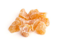 Crystallized Ginger Stock Image