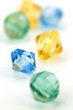 Crystals Royalty Free Stock Photography