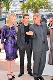 The Crystals,Cate Blanchett,Harrison Ford,Shia La Beouf Royalty Free Stock Photo