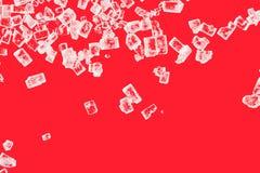 Crystals sugar Royalty Free Stock Image