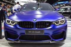 CS BMWs M4 Coupé stockbild