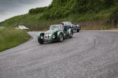 CS 508 Coupé millimètre 1938 de FIAT 1100 Photo stock
