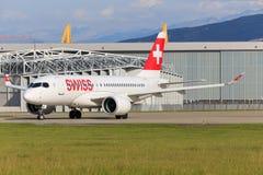 CS300 spécial des Suisses Photo libre de droits