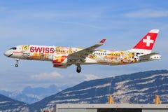 CS300 spécial des Suisses Photographie stock libre de droits