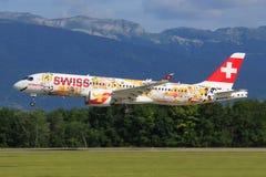 CS300 spécial des Suisses Photos stock