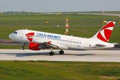 A319 CSA Imagem de Stock