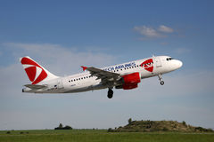 CSA - Czech Airlines Photos stock