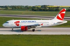 A319 CSA Stock Image