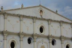 Csan弗朗西斯科女修道院,格拉纳达,尼加拉瓜 库存图片